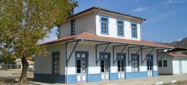Centro cultural estaci n ffcc salamanca mh sernatur - Muebles epoca salamanca ...